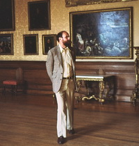 Owen in Hampton Court