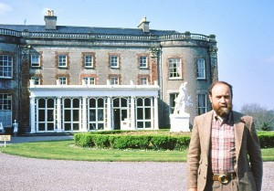 Owen at Bantry House