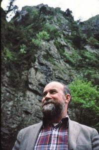 Owen in Cheddar Gorge